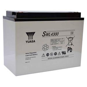 Yuasa SWL4300 SW-Series - Valve Regulated Lead Acid Battery