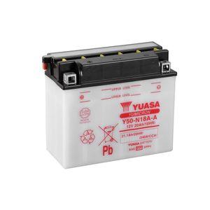 Yuasa Y50-N18A-A Motorcycle Battery