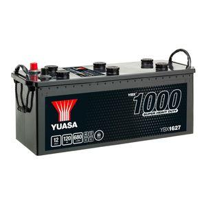 627HD Yuasa Cargo Heavy Duty Battery 12V 120Ah YBX1627