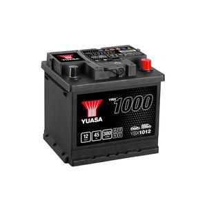 YBX1012 Yuasa CaCa Car Battery 12V 45Ah