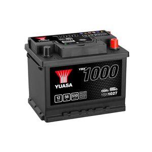 YBX1027 Yuasa CaCa Car Battery 12V 56Ah