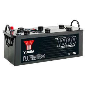 622HD Yuasa Cargo Heavy Duty Battery 12V 150Ah YBX1222