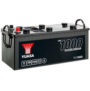 623HD Yuasa Cargo Heavy Duty Battery 12V 180Ah YBX1623