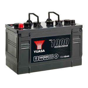 644HD Yuasa Cargo Heavy Duty Battery 12V 100Ah YBX1644