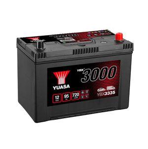 YBX3335 Yuasa SMF Car Battery 12V 95Ah