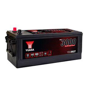 YBX3627 Yuasa Super Heavy Duty Battery 627SHD