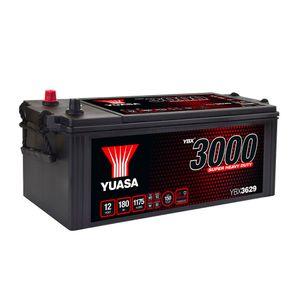 YBX3629 Yuasa Super Heavy Duty Battery 629SHD