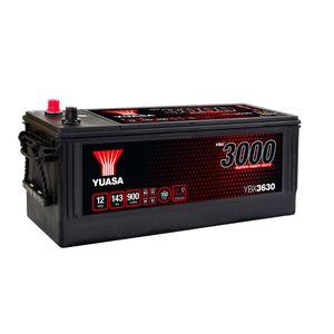 YBX3630 Yuasa Super Heavy Duty Battery 630SHD