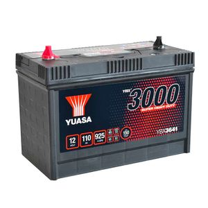 YBX3641 Yuasa Super Heavy Duty Battery