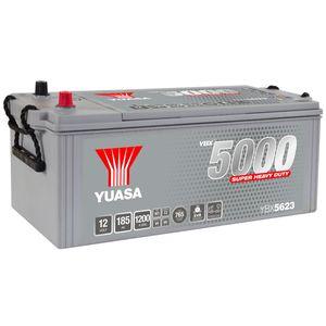 723GM Yuasa Cargo Deep Cycle GM Battery 12V 185Ah YBX5623