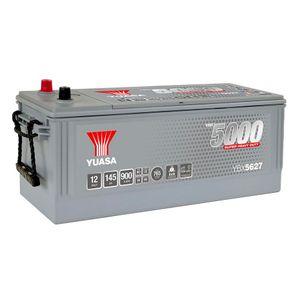 727GM Yuasa Cargo Deep Cycle GM Battery 12V 145Ah YBX5627