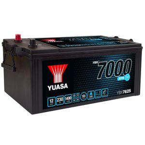 732GM Yuasa Cargo Deep Cycle GM Battery 12V 230Ah YBX7625