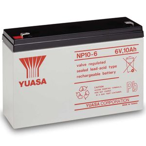6V 10Ah Toy Car Battery