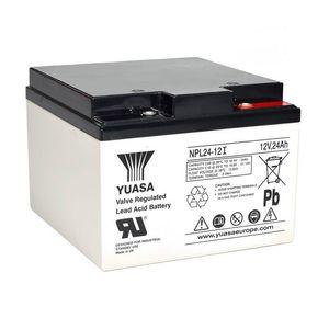 Yuasa NPL24-12 NPL-Series - Valve Regulated Lead Acid Battery