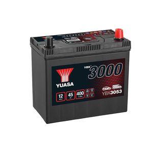 YBX3053 Yuasa SMF Car Battery 12V 45Ah