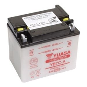 Yuasa YB7C-A Motorcycle Battery