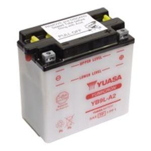 Yuasa YB9L-A2 Motorcycle Battery