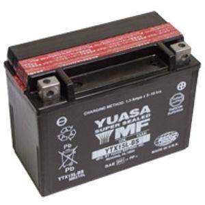 Yuasa YTX15L-BS MF Motorcycle Battery