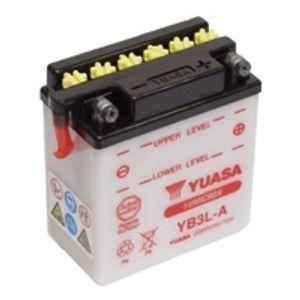 Yuasa YB3L-A Motorcycle Battery