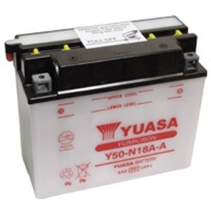 Yuasa YB50-N18A-A Motorcycle Battery