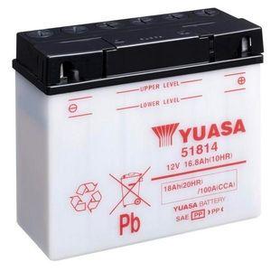 Yuasa 51814 Batterie De Moto