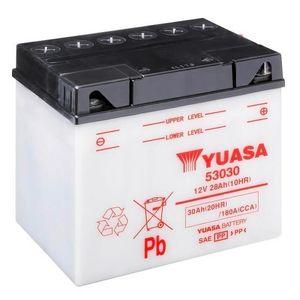 Yuasa 53030 Batterie De Moto