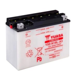 Yuasa Y50-N18L-A3 Motorcycle Battery (Goldwing)