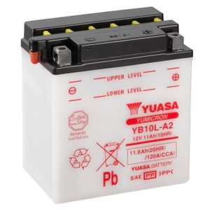 YB10L-A2 Yuasa Quad Bike ATV Battery
