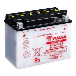 Yuasa YB12B-B2 Motorcycle Battery