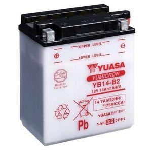 Yuasa YB14-B2 Motorcycle Battery