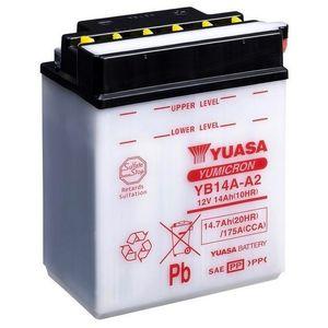 Yuasa YB14A-A2 Motorcycle Battery