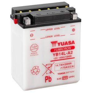 Yuasa YB14L-A2 Motorcycle Battery