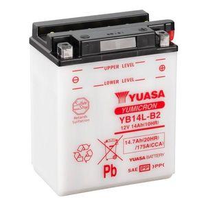 Yuasa YB14L-B2 Motorcycle Battery