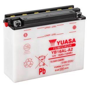 Yuasa YB16AL-A2 Motorcycle Battery