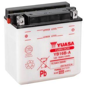 Yuasa YB16B-A Batterie De Moto