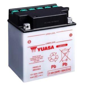 Yuasa YB30CL-B Batterie De Moto