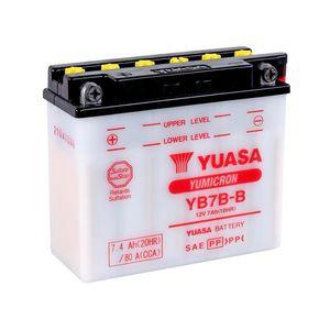 Yuasa YB7B-B Motorcycle Battery