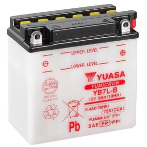 YB7L-B Yuasa Quad Bike ATV Battery