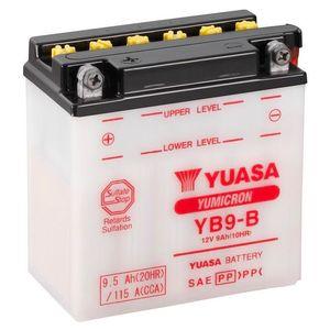 Yuasa YB9-B Motorcycle Battery