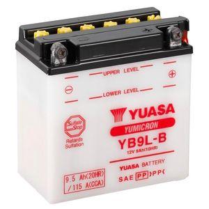 Yuasa YB9L-B Batterie De Moto