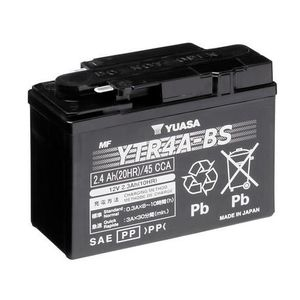 Yuasa YTR4A-BS MF Motorcycle Battery