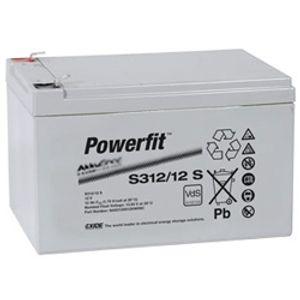 S312/12S Powerfit S300 Network Battery