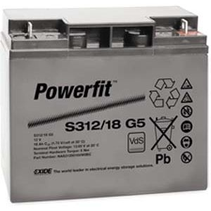 S312/18 G5 Powerfit S300 Network Battery