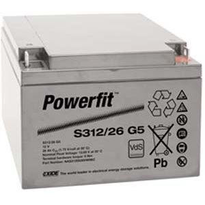 S312/26 G5 Powerfit S300 Network Battery