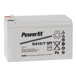 S312/7SR Powerfit S300 Network Battery