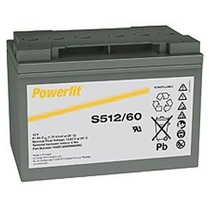 S512/60 Powerfit S500 Network Battery