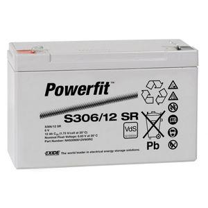 S306/12S Powerfit S300 Network Battery
