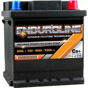 002L Enduroline Car battery 12V