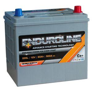005L Enduroline Car Battery 12V 60Ah