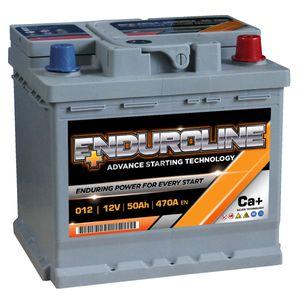 012 Enduroline Car Battery 12V 50Ah